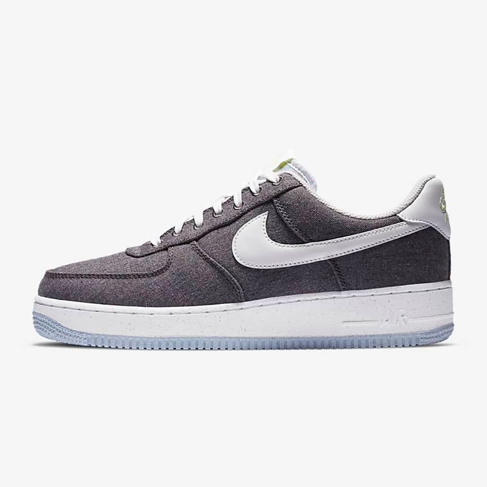 Nike Air Force 1 '07 男休閒鞋-灰白-CN0866002