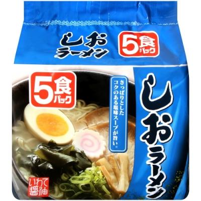 北勢麵粉 北勢5入包麵-鹽味(420g)