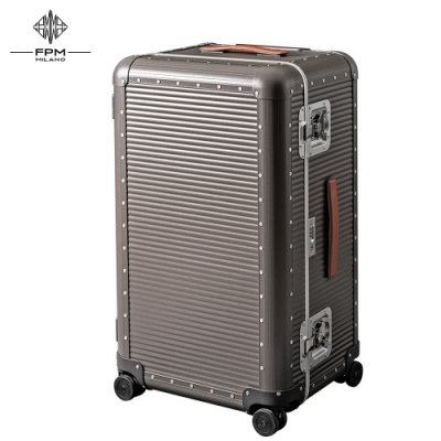 FPM MILANO BANK Steel Grey系列 31吋運動行李箱 航鈦灰