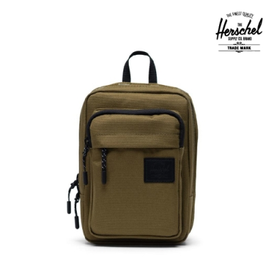【Herschel】Form Large 斜背包-卡其色
