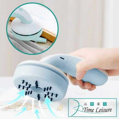 Time Leisure USB手持迷你替換式桌上型縫隙吸塵器