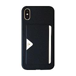 【TOYSELECT】iPhone XR TYS感應插卡機能防摔殼