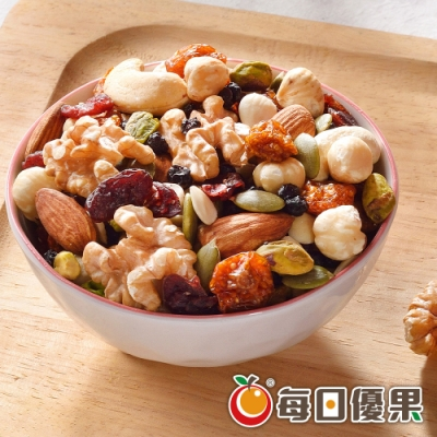 每日優果 開心莓好纖果(220g)