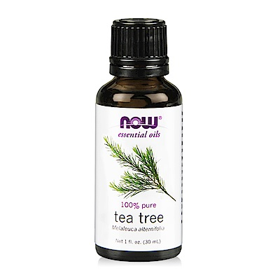 NOW Tea Tree Oil 天然茶樹精油(30 ml)