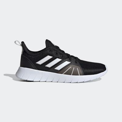 adidas 慢跑鞋 健身 訓練 運動鞋 女鞋 黑白 FW1691 ASWEEMOVE