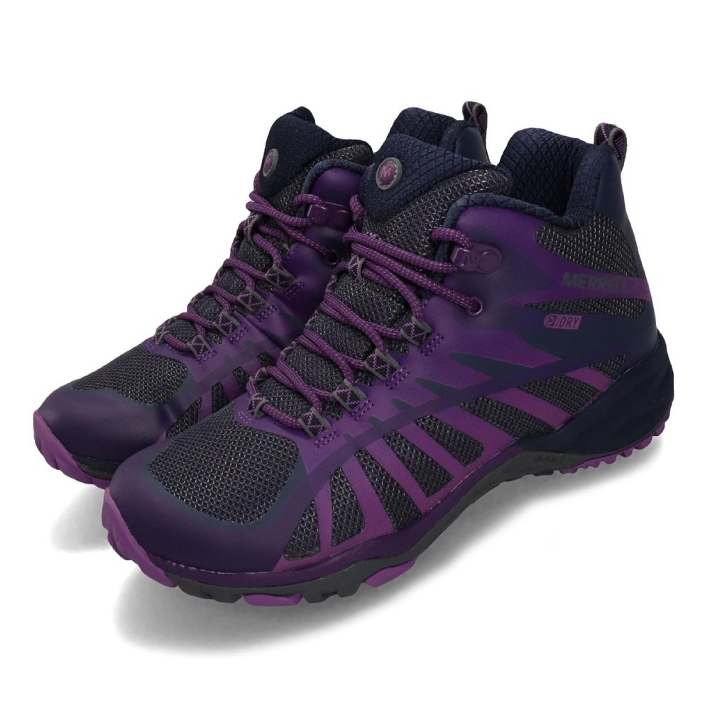Merrell 戶外鞋 Siren Waterproof 運動 女鞋