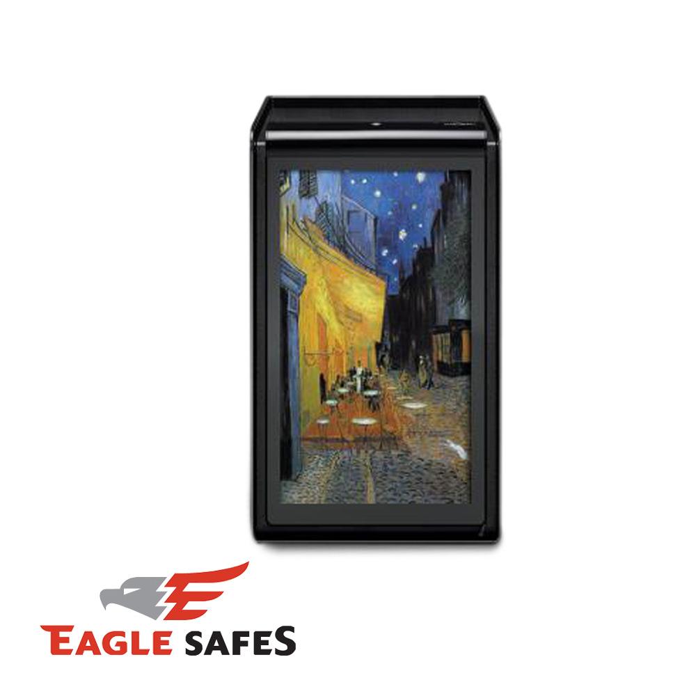 (無卡分期-12期) 凱騰 Eagle Safes 韓國防火金庫 (LU-3000HP3)