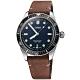 Oris 豪利時 Divers Sixty Five 機械錶-藍x咖啡/40mm product thumbnail 1