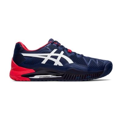 ASICS GEL-Resolution 8 網球鞋 男 1041A079-400