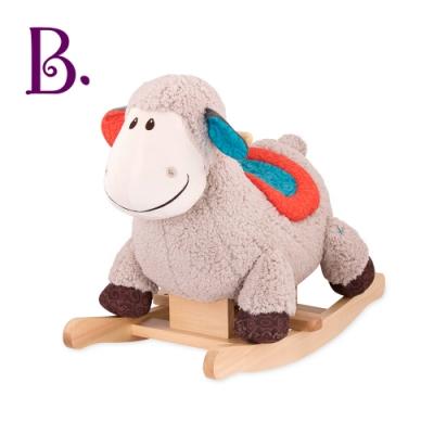美國【B.Toys】搖搖羊 露西