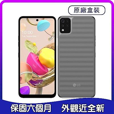 【福利品】LG K42 (3G/64G) 6.6吋四鏡頭智慧型手機