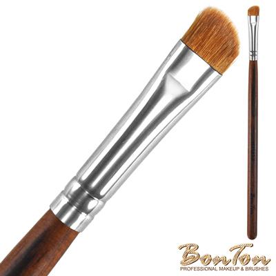 BonTon 原木系列 顯色斜眼影刷(S) RTQ13 頂級100%貂毛