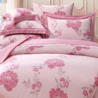 岱思夢   雙人  60支八件式天絲床罩組  嫣織