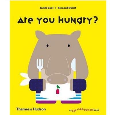 Are You Hungry? 肚子餓了嗎?趣味操作書