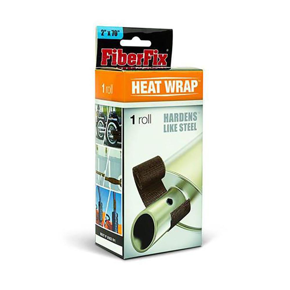FIBERFIX 鋼鐵纖維膠帶5cm (耐熱款)