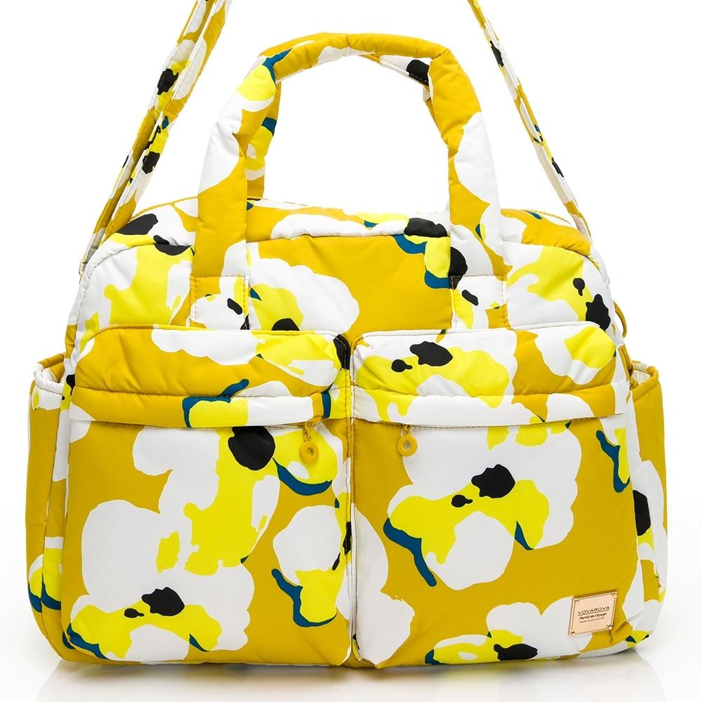 VOVAROVA空氣包-大容量多用包-翻糖朵朵系列/萊姆甜心
