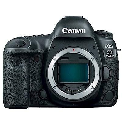 Canon EOS 5D Mark IV (5D4) 單機身(公司貨)