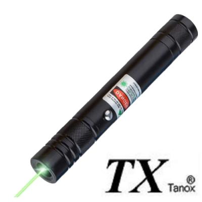 TX特林USB直充式綠光雷射手電筒(T-G520A-USB)