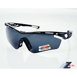 【Z-POLS】悍將風馳系列新一代太空纖維材質搭載100%Polarized一片式偏光眼鏡
