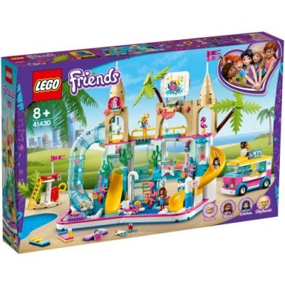 樂高LEGO Friends系列 - LT41430 夏日水上樂園