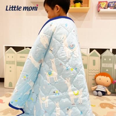【Little moni 】兒童多用途四季涼感被 (6色任選)