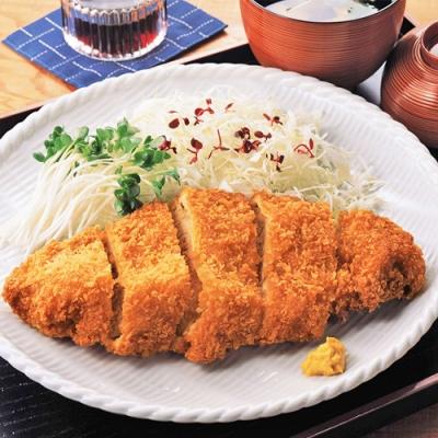 老爸ㄟ廚房‧日式厚切豬排120g/片 (共六片)