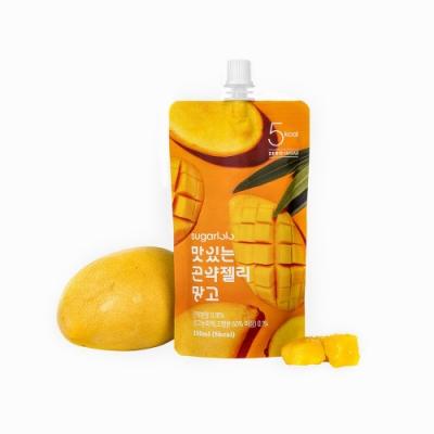 韓味不二 【韓國原裝】 蒟蒻果凍飲-芒果風味 (150ml)