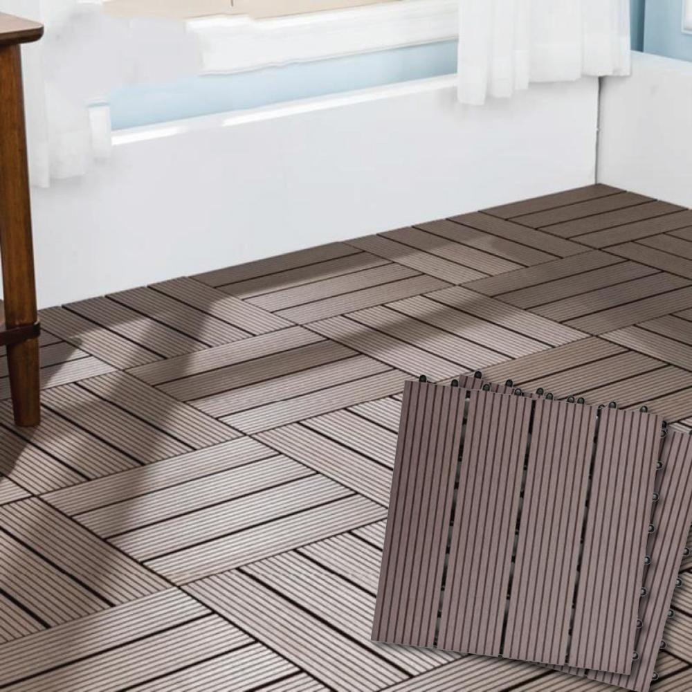 lemonsolo 時尚經典造景DIY地板10片/組-一般款