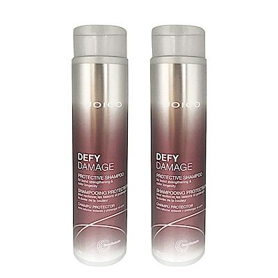 JOICO禦髮系列 鏈鍵強化鎖色潔髮乳300mlx2