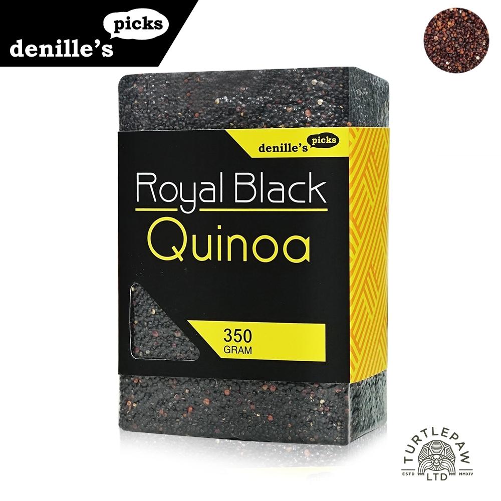 Denille's picks 黑藜麥QUINOA1包 (350公克)