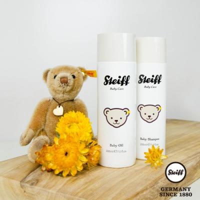 STEIFF德國金耳釦泰迪熊 肌膚純天然的保護劑與清潔沐浴用品 全面75折 滿2000加贈steiff小豬吊飾