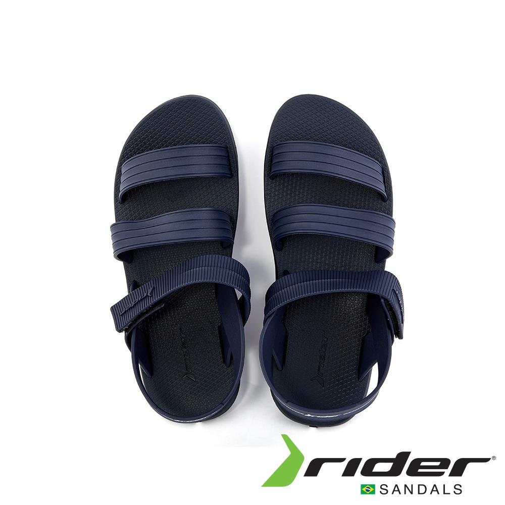 Rider 經典休閒涼拖鞋 男款 深藍
