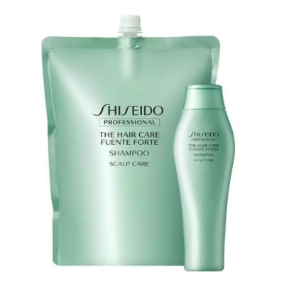 *SHISEIDO資生堂 芳泉調理洗髮乳1800ml (補充包)+250ml