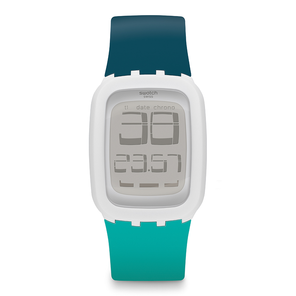 Swatch TOUCH系列 OPTITOUCH 印象玩味手錶