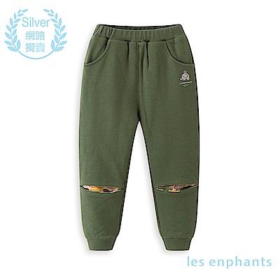les enphants 兒童針織褲子(共2色)