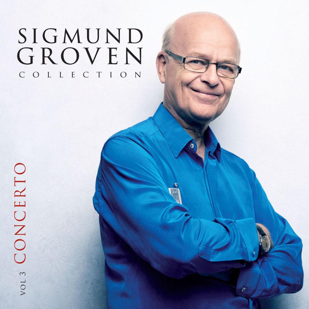 西格蒙.葛洛文 - 協奏曲 CD