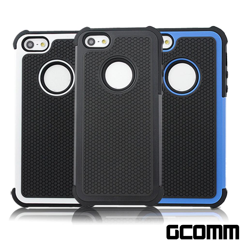 GCOMM iPhone 5S/5 全方位超強防摔殼Full Protection