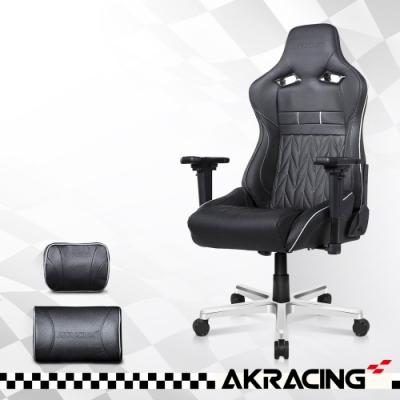 AKRACING超跑電競椅(牛皮頂級至尊款)-GT777 PRO LUXURY