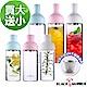 【BLACK HAMMER_買大送小】勻淨耐熱玻璃水瓶1110ML(顏色可選) product thumbnail 1
