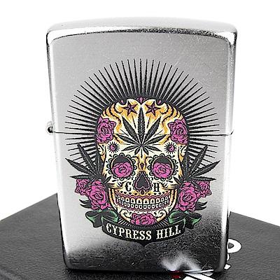 ZIPPO 美系~Cypress Hill-墓園三人組-嘻哈團體圖案設計打火機