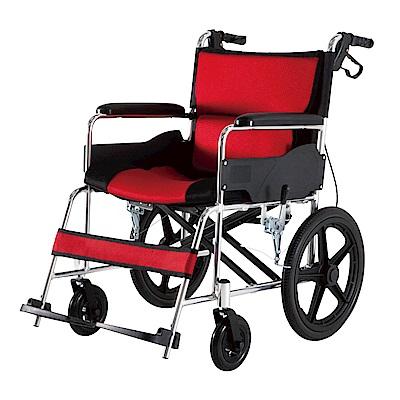 必翔銀髮 座得住看護輪椅-PH-161S