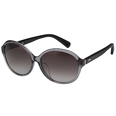 LONGCHAMP 太陽眼鏡 (透明灰)LO620SA