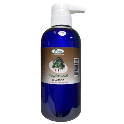 e bio伊比歐 檜木精油洗髮精 500ml (一般&油性適用)