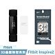 GOR Fitbit Inspire2 透明保護貼 PET 三片裝 product thumbnail 1