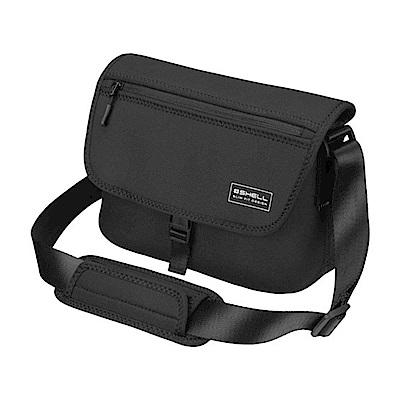 HAKUBA PLUSSHELL SLIMFIT02(M)側背包(黑色/HA205916)