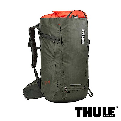 Thule Stir 35L Women 女用登山健行包 - 深綠