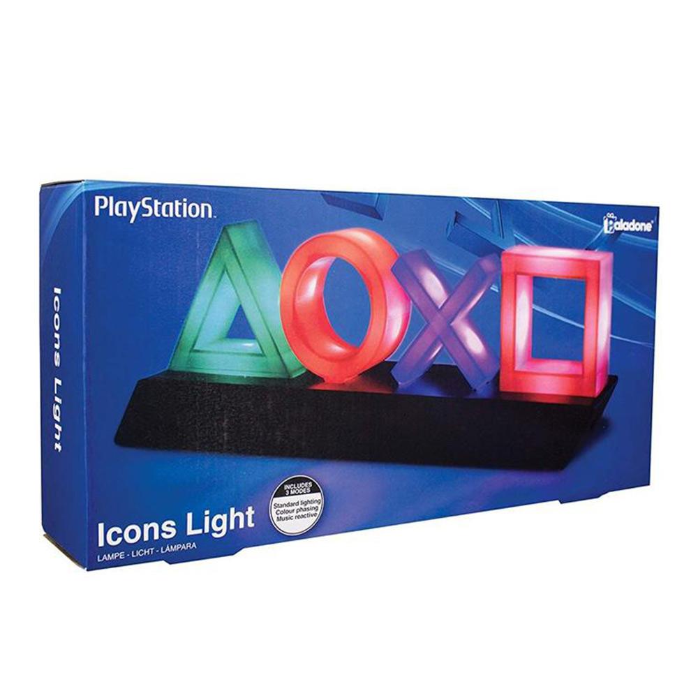 PlayStation icons light 手把按鈕造型燈