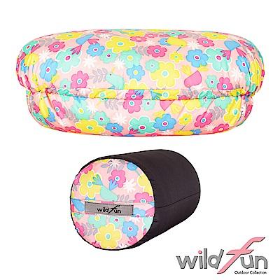 WildFun 野放可調式舒適頭枕 PA026 鳥語花香