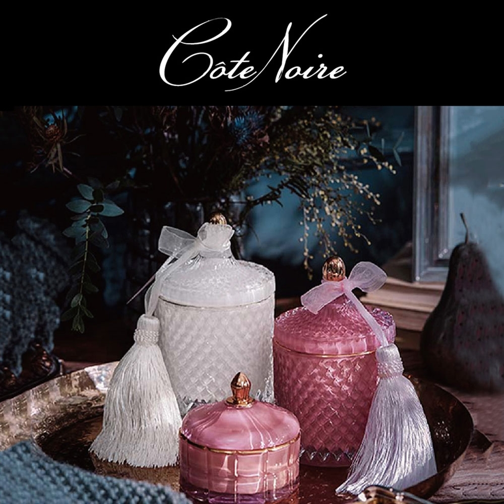 法國 Cote Noire 蔻特蘭 藝術香氛蠟燭〔450g〕