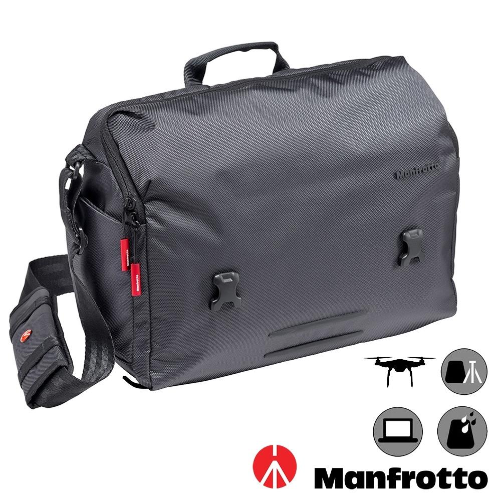 MANFROTTO 曼富圖 Manhattan Speedy-30 曼哈頓側背相機包 (公司貨) 空拍機包 郵差包 MB MN-M-SD-30